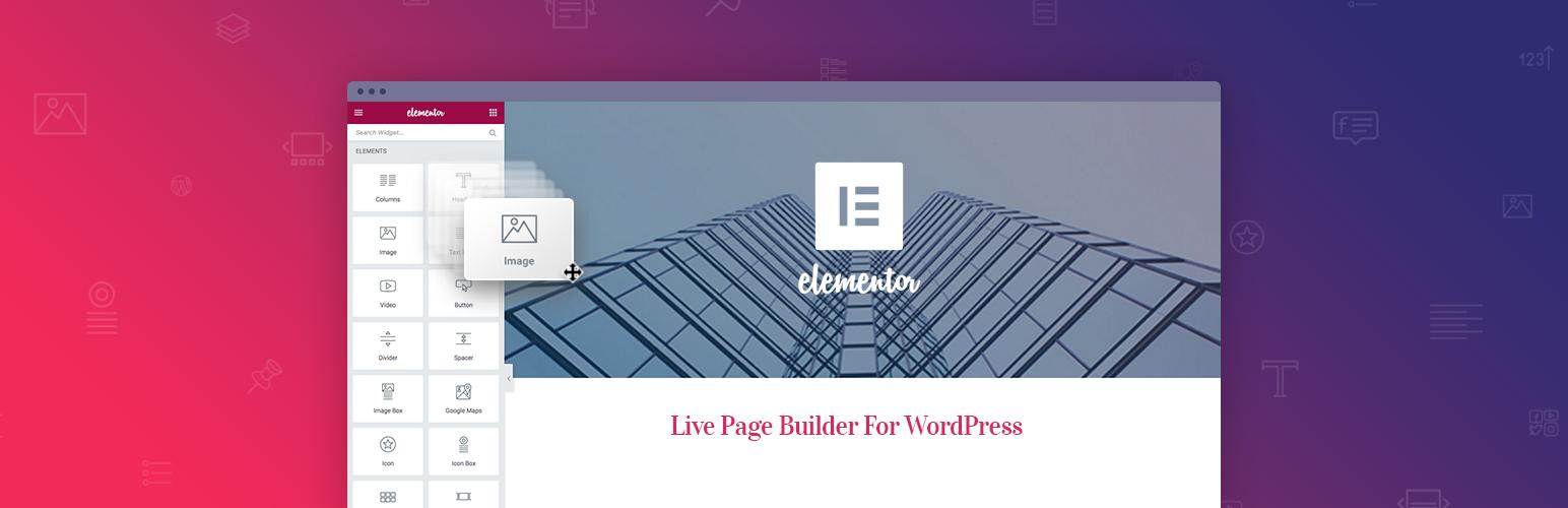 website omzetten naar elementor