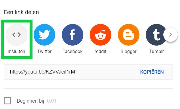 Youtube video embed code wordpress elementor
